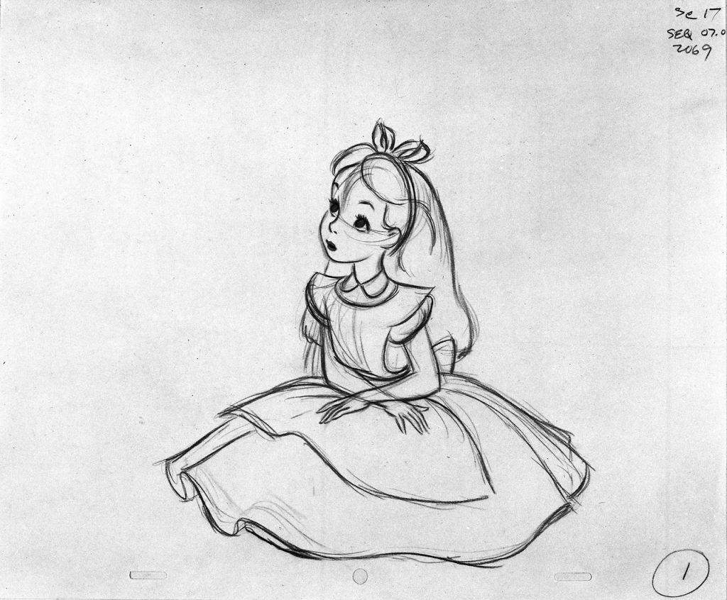 Disney Diary Alice Nel Paese Delle Meraviglie Capitolo 7 Vigamus
